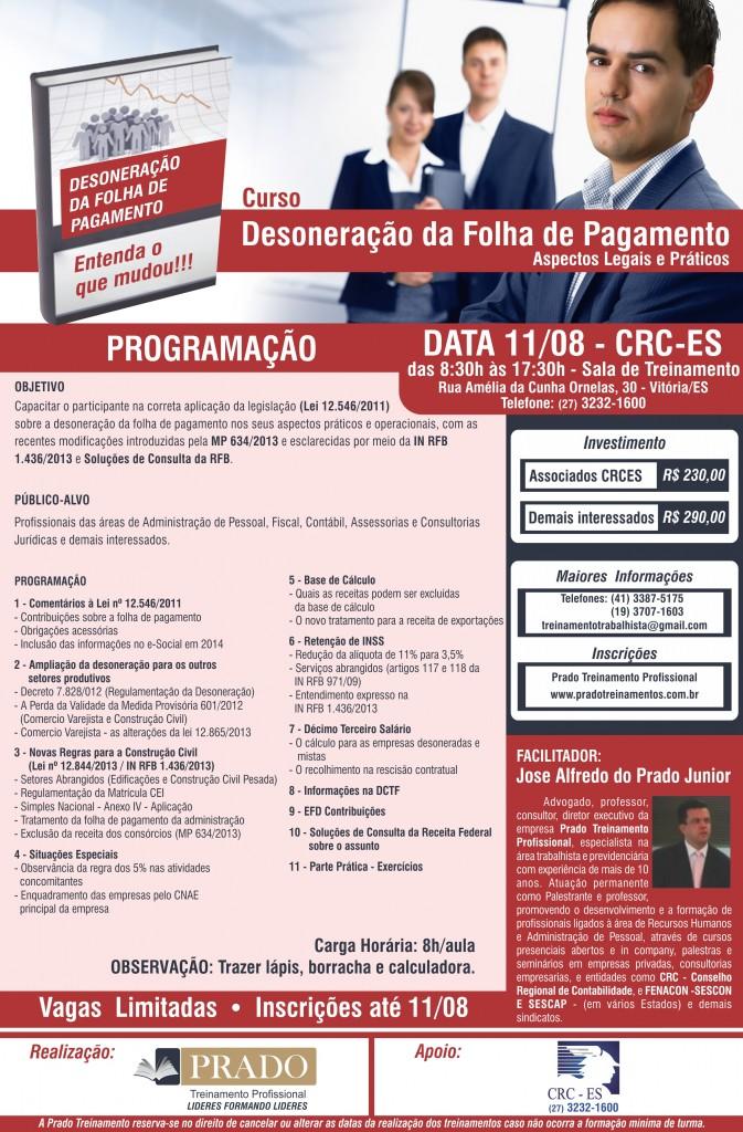 Prado - Cartaz Desoneração-CRCES.11.08