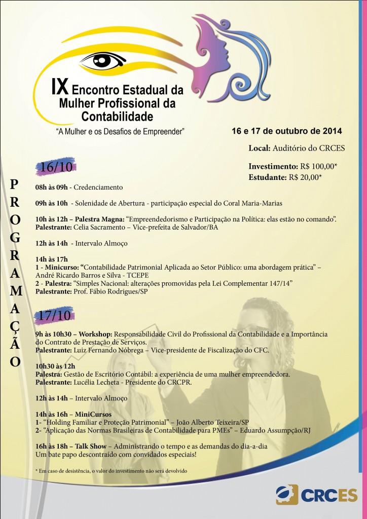 Programacao_IXEncontro_MulherContabilista_19SET2014