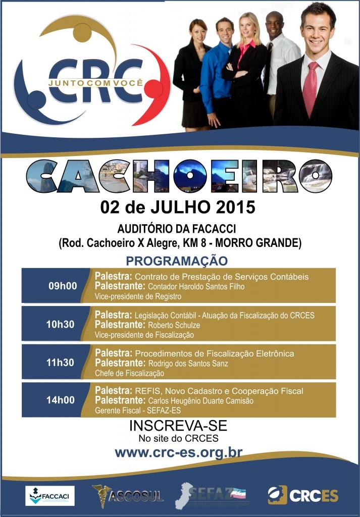 CRC JUNTO COM VOCÊ CACHOEIRO DE ITAPEMIRIM
