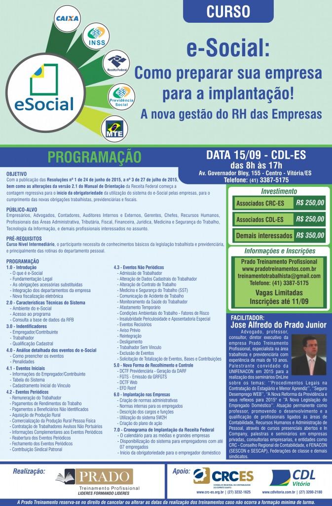 Cartaz CRC-ES_04SET2015